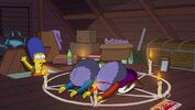 Treehouse of Horror XXIII Unnormal Activity -00046