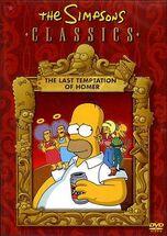 DVD The Last Temptation of Homer
