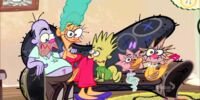 John Kricfalusi Couch Gag