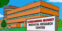 Screaming Monkey Medical Research Center