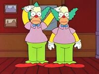 Homer krusty