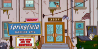 Springfield Bachelor Apartments