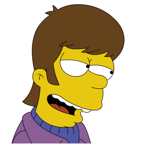 File:Teenage Homer.png