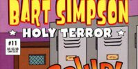 Bart Simpson Comics 11