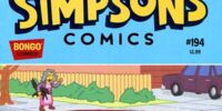 Simpsons Comics 194