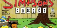 Simpsons Comics 134