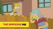 "THE SIMPSONS The Babysitter from ""The Kids Are All Fight"" ANIMATION on FOX"