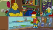 Treehouse of Horror XXIII Bart & Homer's Excellent Adventure-00062