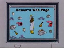 Homerswebpage