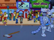 Itchy & Scratchy Land 90