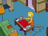 Bart vs. Lisa vs. the Third Grade 72