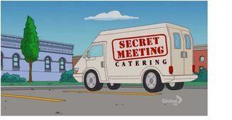 Secret catering