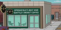 Springfield's Best And Seattle's Worst Coffee