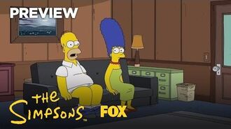 Preview Homer And Marge Seek Marriage Consoling Season 28 Ep. 15 THE SIMPSONS