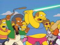 Lightsaber Comic Book Guy
