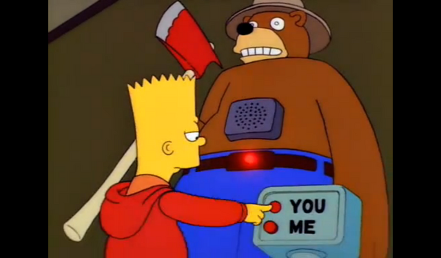 File:Smokey the bear simpsons.png