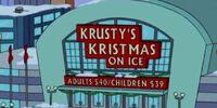 Krusty's Kristmas On Ice