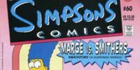 Simpsons Comics 60
