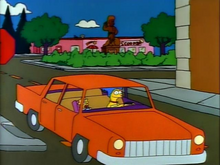 Marge's Sedan (Simpsons Wiki)
