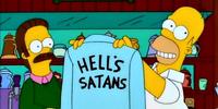 Hell's Satans (Homer's club)