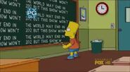 Once Upon a Time in Springfield Chalkboard Gag