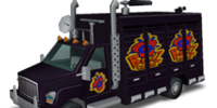 Buzz Cola Truck