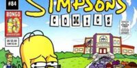 Simpsons Comics 84