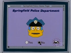 Police Website