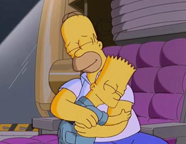 File:Homer and Bart embrace.png