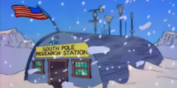 South Pole Research Station