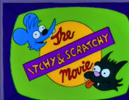 The Itchy and Scratchy Movie