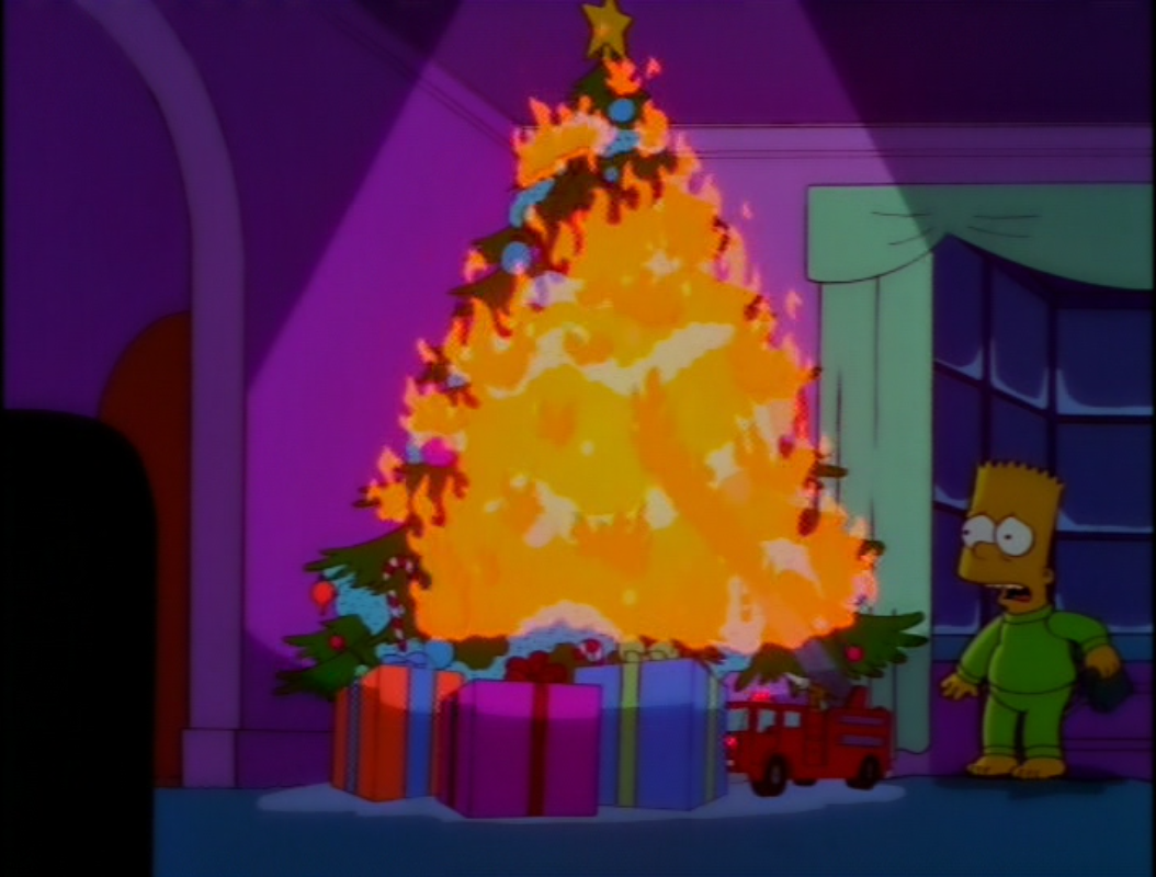 Miracle on Evergreen Terrace | Simpsons Wiki | FANDOM powered by Wikia