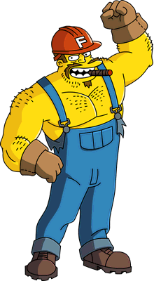 Résultats de recherche d'images pour «The fracker simpson»