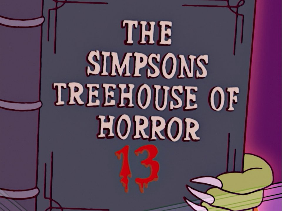 Image result for treehouse of horror xiii