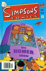 250px-Simpsons Comics 42