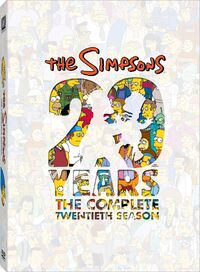 SimpsonsSeason20DVD