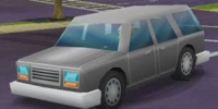 Station Wagon (The Simpsons: Hit & Run)
