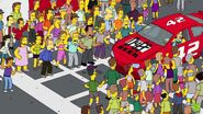 Homer going backwards 2