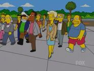 Marge vs. Singles, Seniors, Childless Couples and Teens and Gays 90