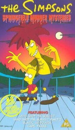 Springfield Murder Mysteries