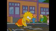Homer and Lisa Exchange Cross Words (076)