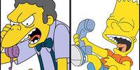 Bart's prank calls