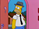 The Homer imposter