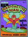 Radioactive Man Created, a Hero!