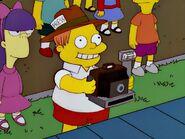 Martin with camera