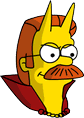 Devil Flanders Icon