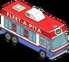 Fleet-A-Pita Van