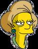 Mrs. Krabappel Icon