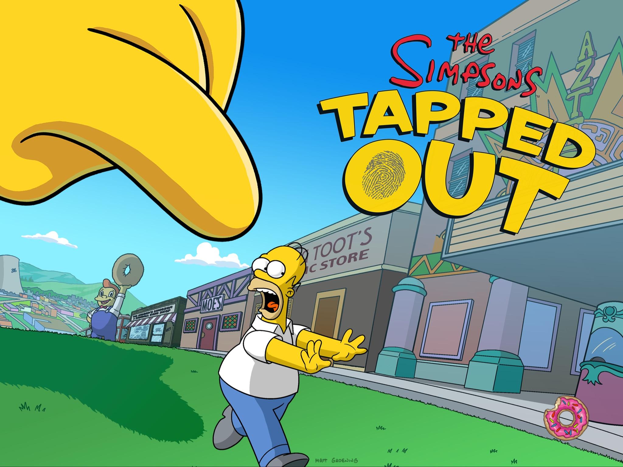 Simpsons Tapped Out Trucos y Hack Descargar - iOS, Android y Facebook