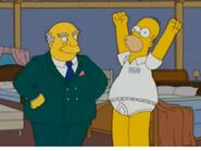 Mr cosington hiring homer